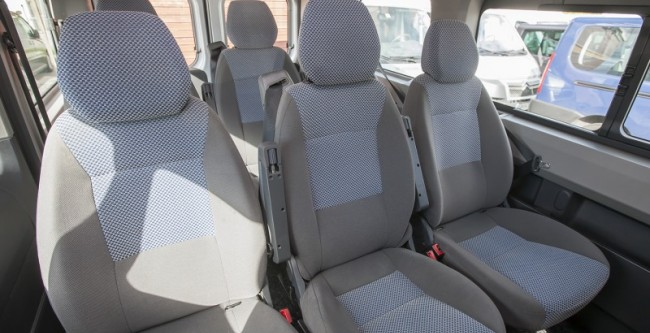 Fiat DUCATO Panorama in Citroen JUMPER Club L2H2
